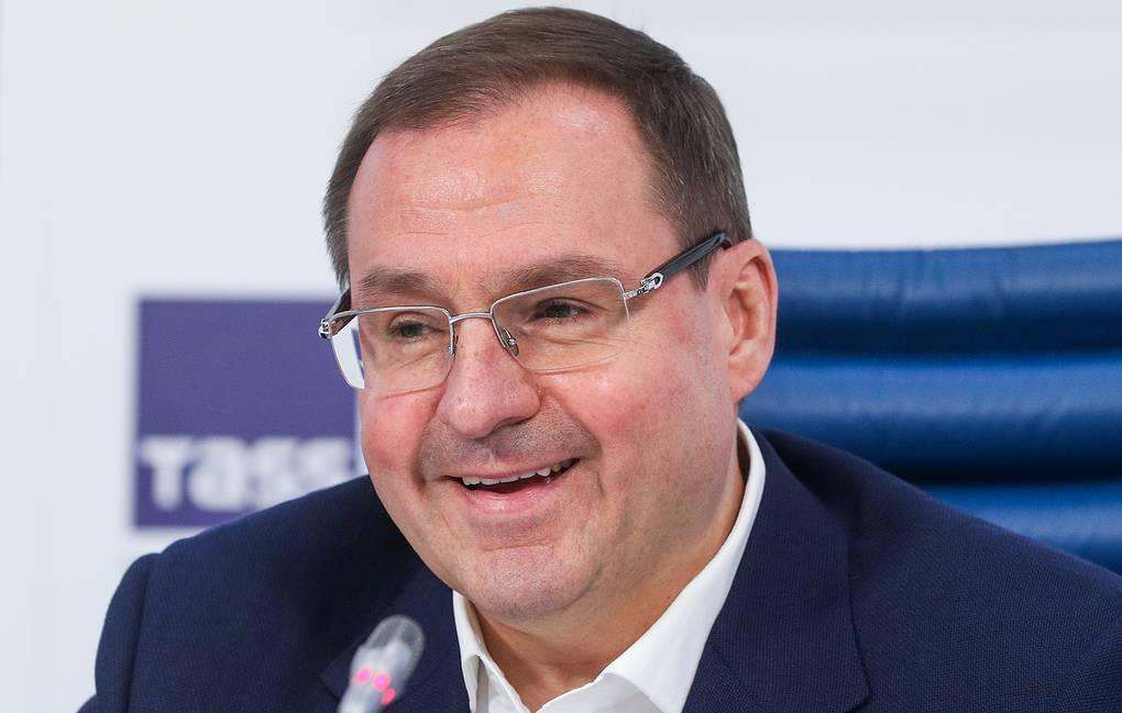 ТАСС: Архипов переизбран президентом Всероссийской федерации гребли на байдарках и каноэ