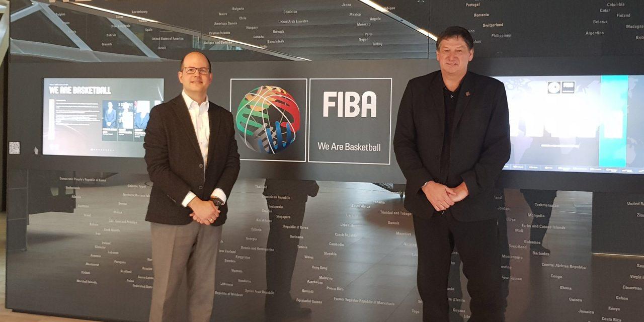 Международная федерация баскетбола и Международная федерация баскетбола на колясках укрепляют сотрудничество