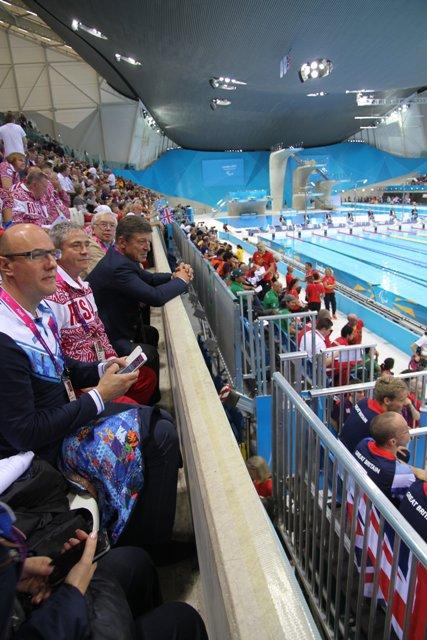 Две золотых, одну серебряную и одну бронзовую медали завоевали российские спортсмены в первый день Паралимпиады в Лондоне