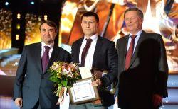 В ЦВЗ «Манеж» руководители ПКР и чемпионы и призеры Паралимпийских игр приняли участие в торжественном мероприятии «Бал олимпийцев России - 2015»