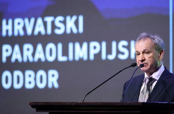 Видеопоздравление президента НПК Хорватии Р. Ковачича в связи с 25-летием со дня образования Паралимпийского комитета России