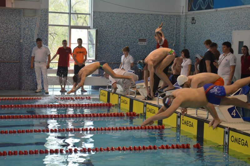 Сильнейшие пловцы спорта лиц с ПОДА приняли участие в чемпионате России в Краснодаре