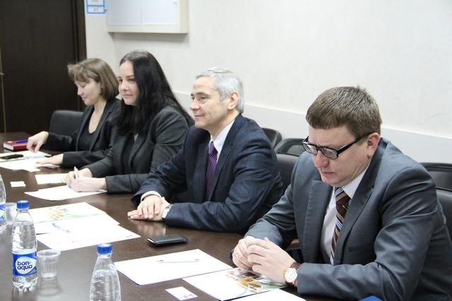 П. А. Рожков, А. А. Строкин в офисе ПКР провели рабочую встречу с руководителями и представителями Ассоциации Корейской Восточной Медицины