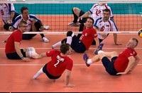 В г. Эльблонге (Польша) стартовал чемпионат Европы по волейболу сидя среди мужчин и женщин