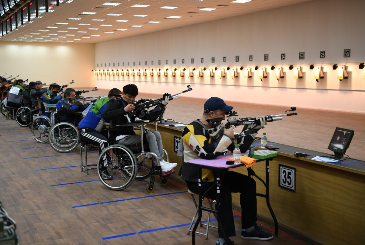 Чемпионат мира по пулевой стрельбе МПК пройдет в ОАЭ в ноябре 2022 года