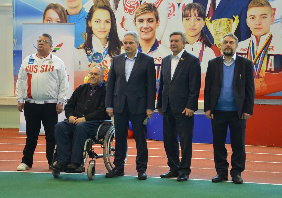 Региональное отделение ПКР в Пензенской области 2 декабря в г. Пензе в рамках Международной декады инвалидов провела областной фестиваль спортсменов–инвалидов
