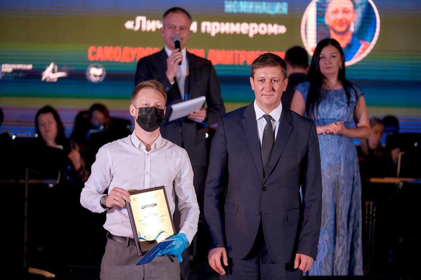В Красноярском крае назвали лучших спортсменов и работников сферы адаптивной физической культуры и спорта