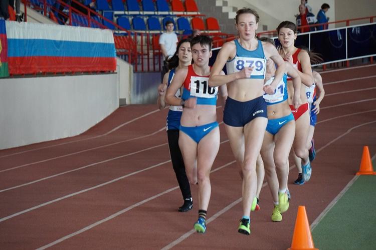 Более 150 спортсменов в Саранске ведут борьбу за медали чемпионата и первенства России по легкой атлетике спорта лиц с ИН