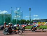 В г. Чебоксары (Республика Чувашия) завершились открытый чемпионат и первенство России по легкой атлетике спорта лиц с поражением опорно-двигательного аппарата