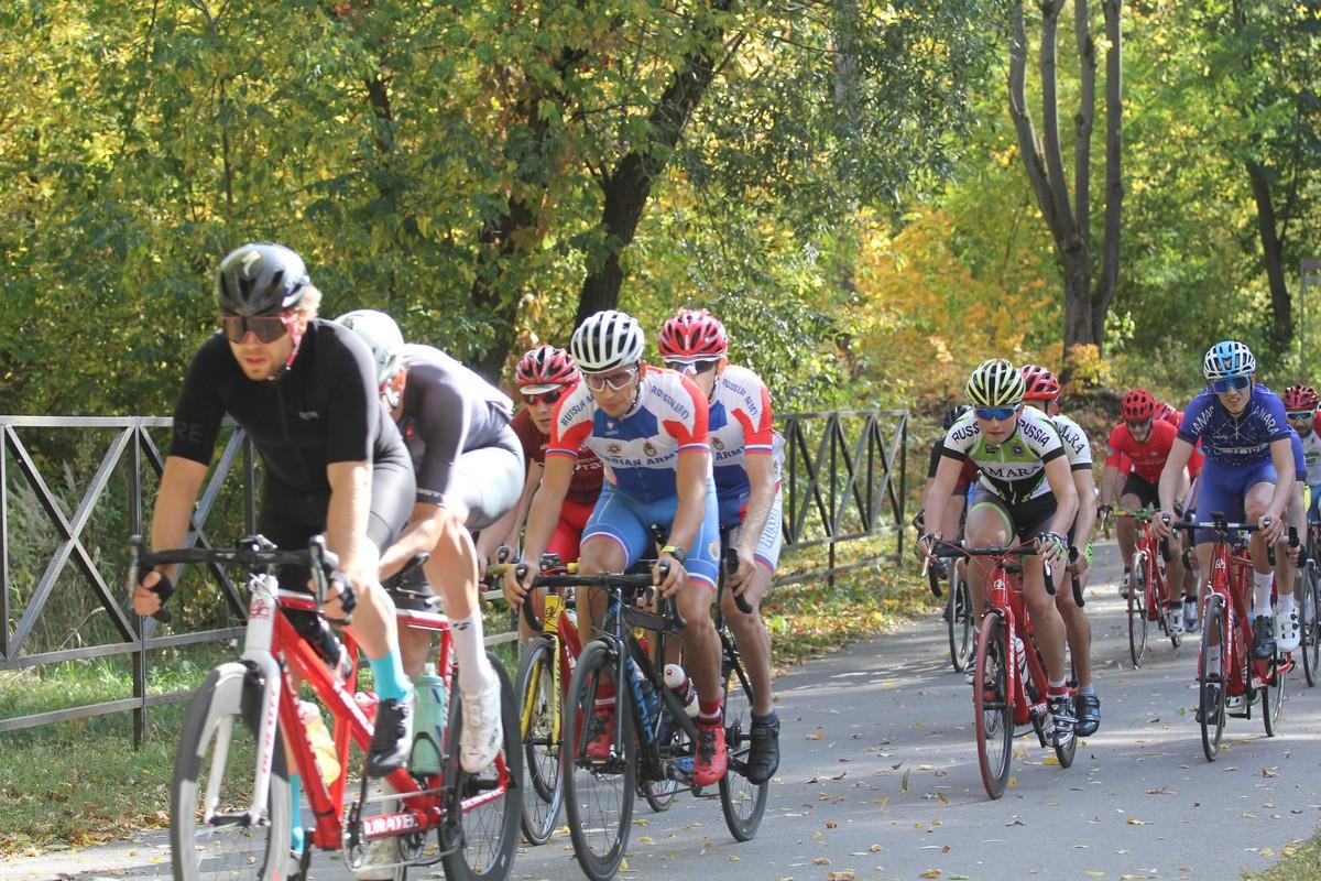 В Тамбове определены чемпионы России по велоспорту-тандем на шоссе спорта слепых