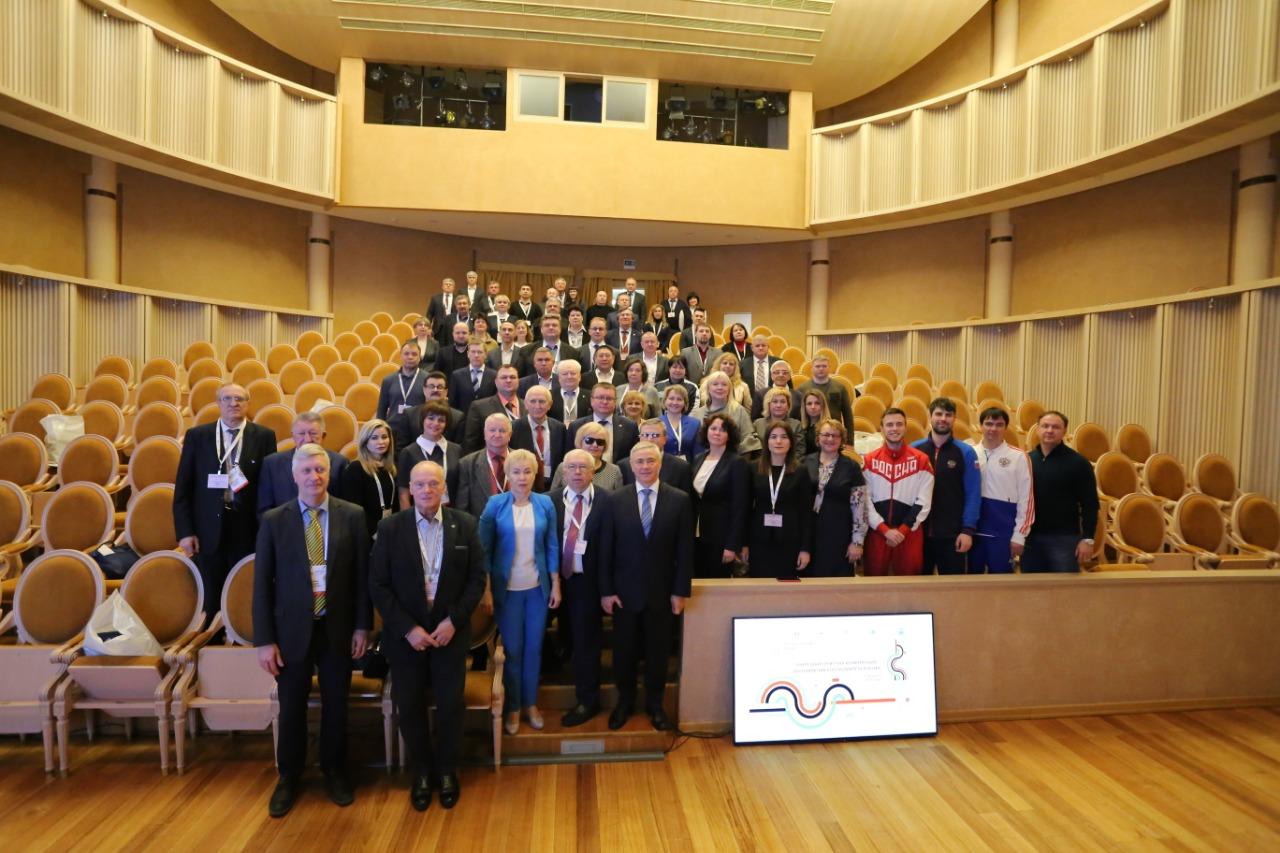 В Ханты-Мансийске состоялась очередная отчетная конференция ПКР