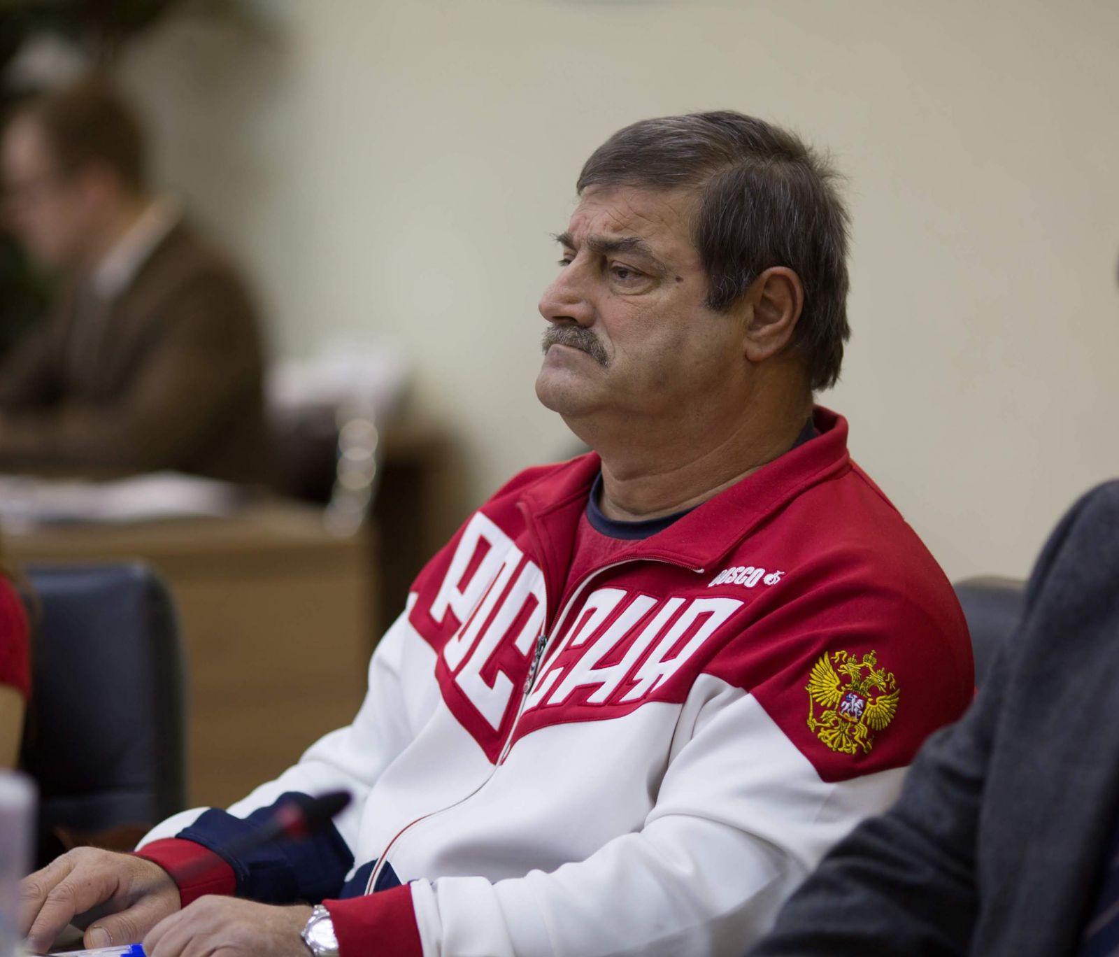 Старший тренер сборной команды России по параканоэ А.С. Маврофиди: «С задачами, которые мы ставили перед собой накануне чемпионата мира, практически все ребята успешно справились»