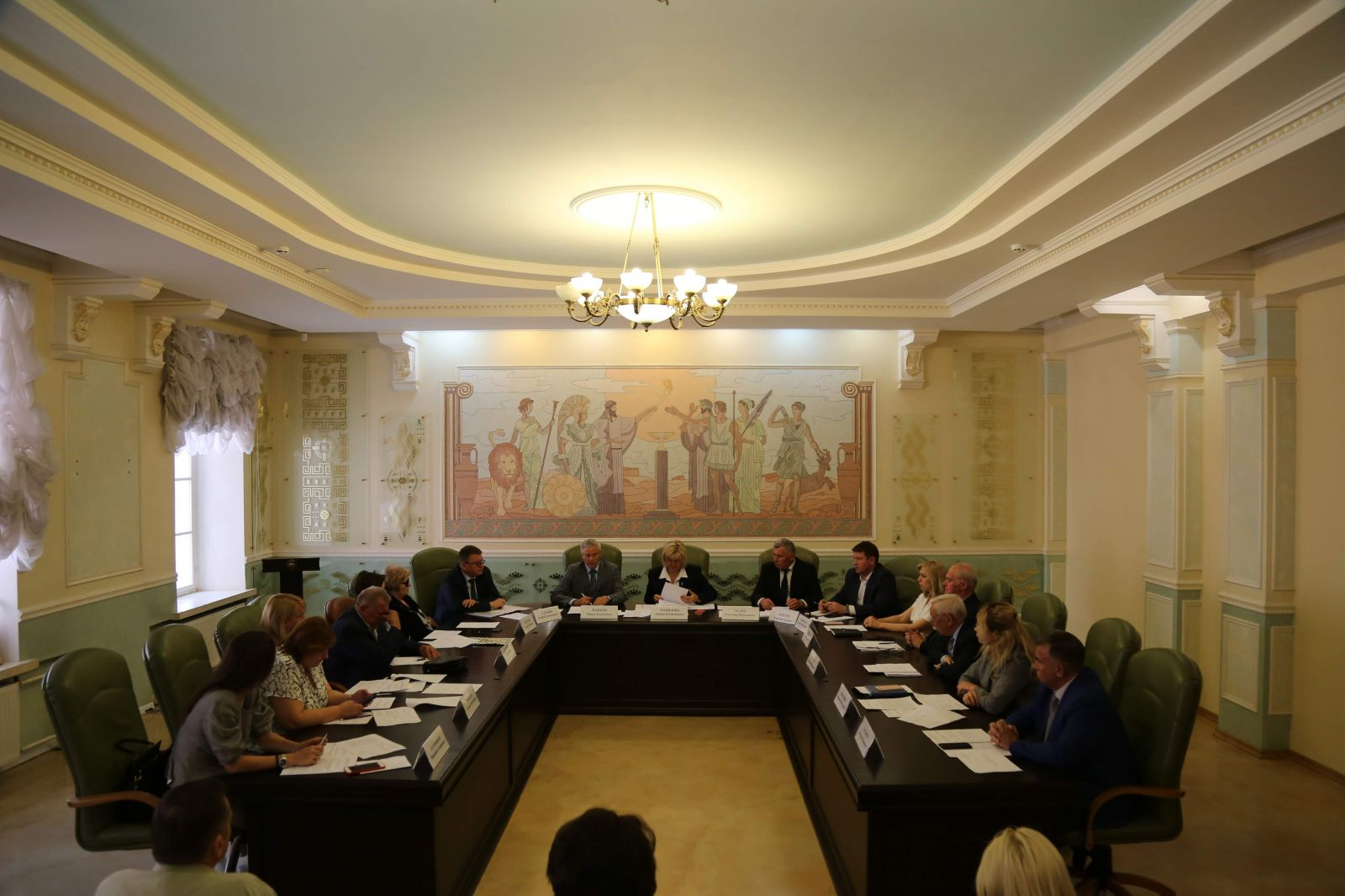 В Минспорте России состоялось заседание Штаба по контролю за обеспечением подготовки сборных команд Российской Федерации к Паралимпийским играм