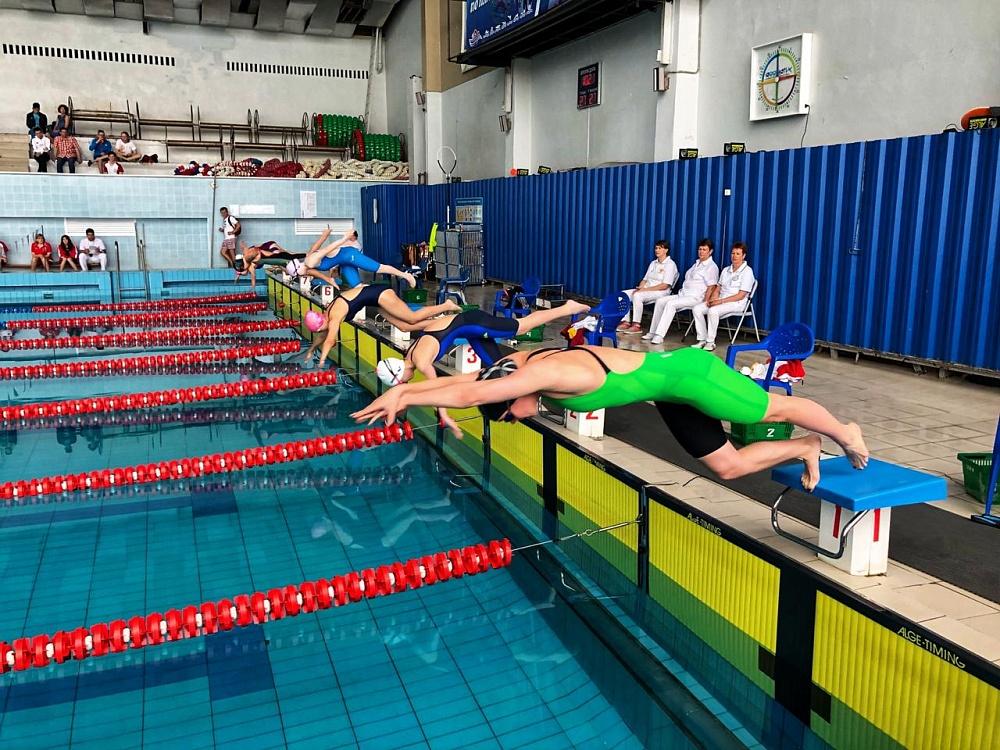 Превышение рекорда мира и двух рекордов Европы зафиксировано на чемпионате России по плаванию спорта лиц с ПОДА и Кубках России по плаванию спорта слепых и ЛИН