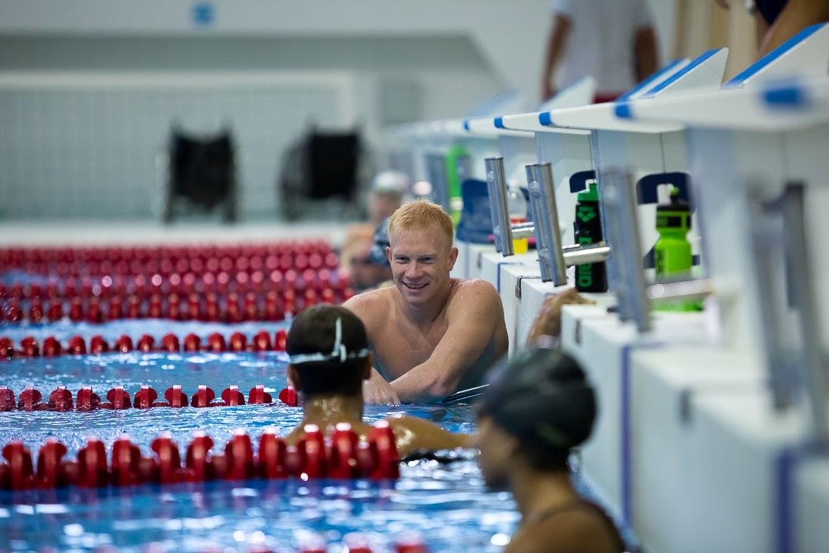 Послы паралимпийского спорта. Дмитрий Григорьев