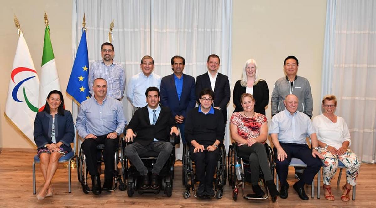 Исполком МПК принимает ключевые решения относительно будущих Паралимпийских игр