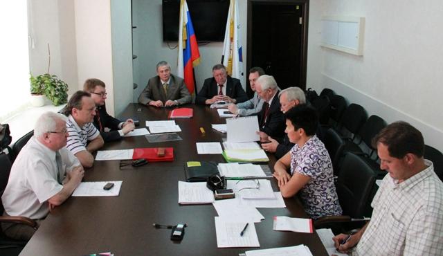 В  офисе ПКР состоялось заседание Совета Федерации спорта лиц с поражением опорно - двигательного аппарата