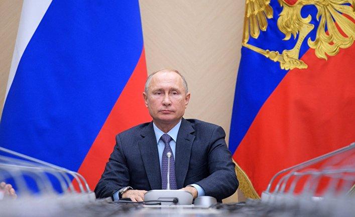 ТАСС: Путин подписал указ о повышении стипендии чемпионам Олимпийских и Паралимпийских игр