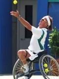 В г. Москве стартовал международный турнир по теннису на колясках