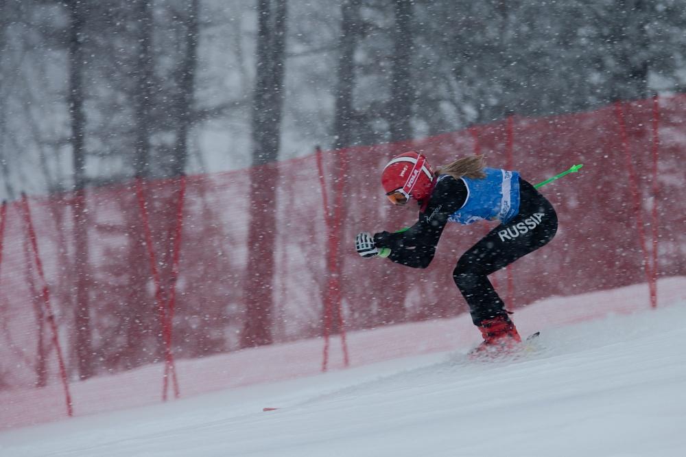 Варвара Ворончихина завоевала бронзовую медаль на Кубке Европы по горнолыжному спорту МПК в Швейцарии