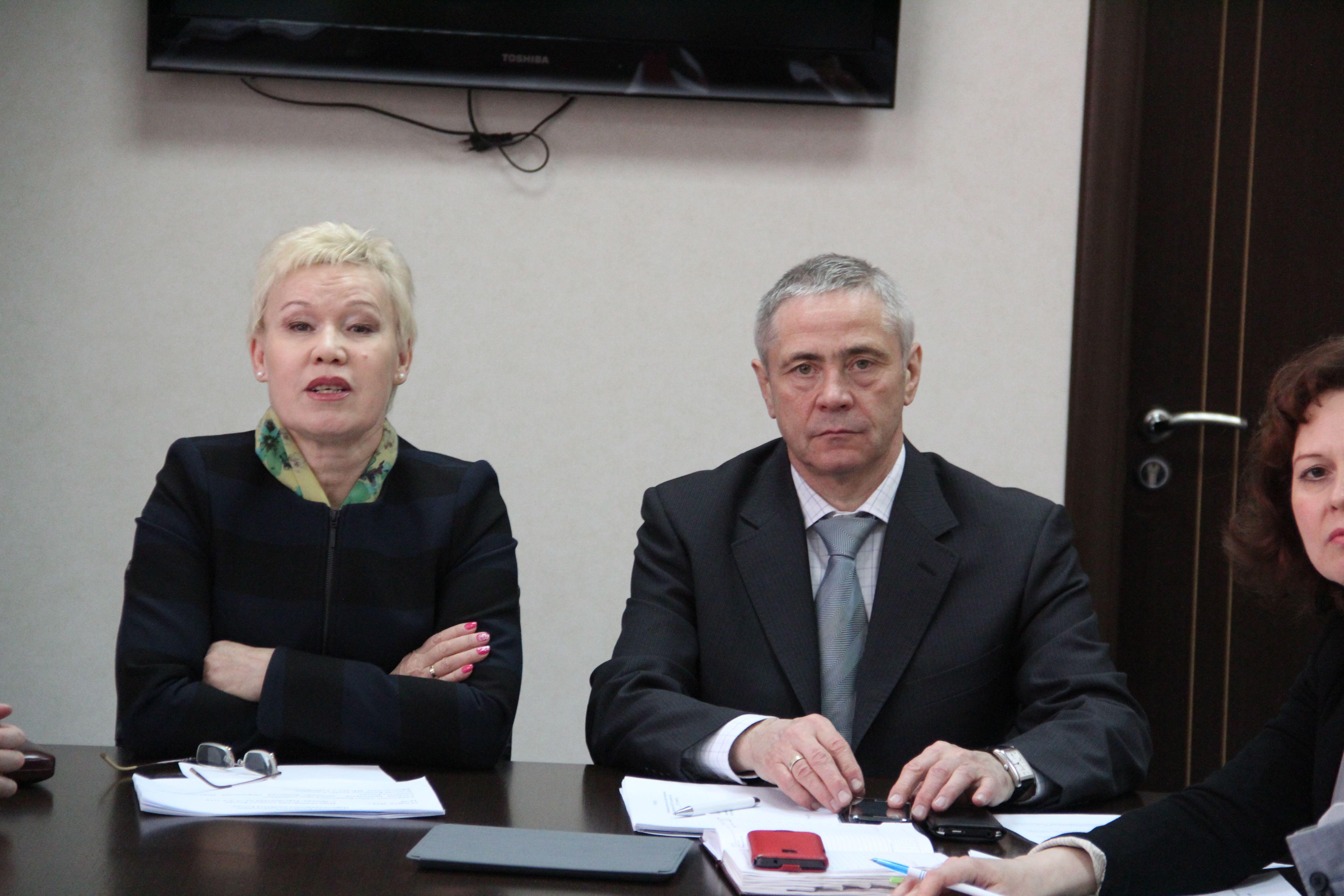 В Доме паралимпийского спорта прошло заседание Комиссии спортсменов ПКР под руководством  Р.А. Баталовой