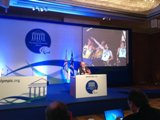 В. П. Лукин, П. А. Рожков в г. Афинах (Греция) приняли участие в Генеральной Ассамблее Международного паралимпийского комитета