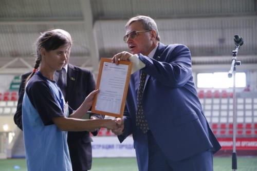 О.Н. Смолин в г. Омске принял участие в церемонии открытия Межрегиональных игр спортсменов с ограниченными возможностями здоровья