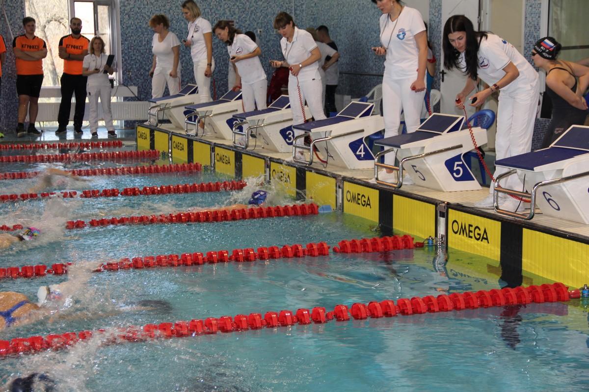 49 рекордов России было установлено на чемпионате России по плаванию спорта лиц с ПОДА в Краснодаре