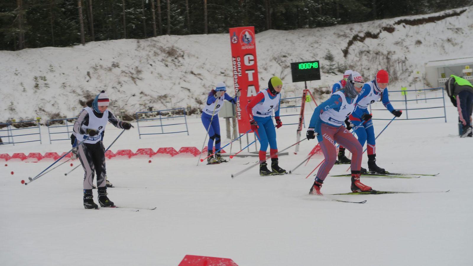Определены победители и призеры Кубка России по лыжным гонкам спорта лиц с ИН
