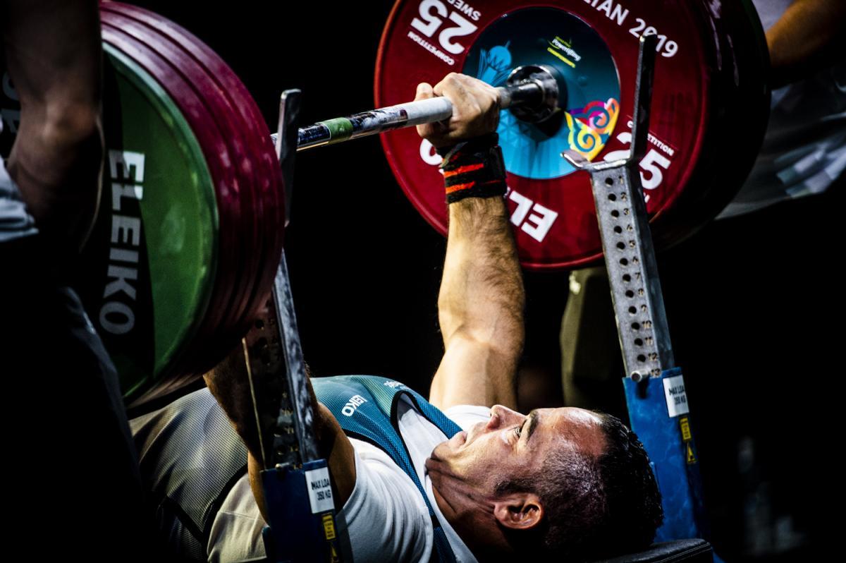 31 августа World Para Powerlifting проведет специальное соревнование онлайн-серии Кубка мира по пауэрлифтингу
