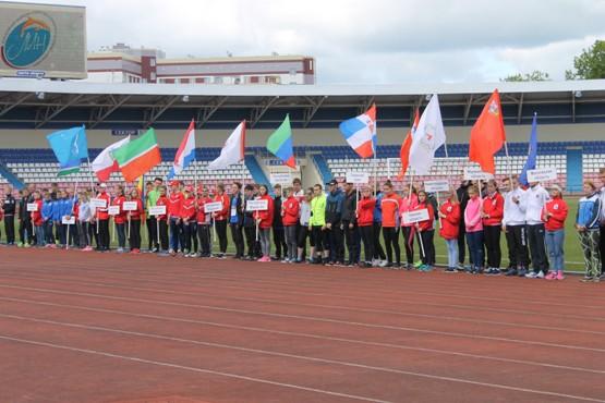 25 новых рекордов было установлено на чемпионате и первенстве России по легкой атлетике спорта лиц с ИН в Марий Эл