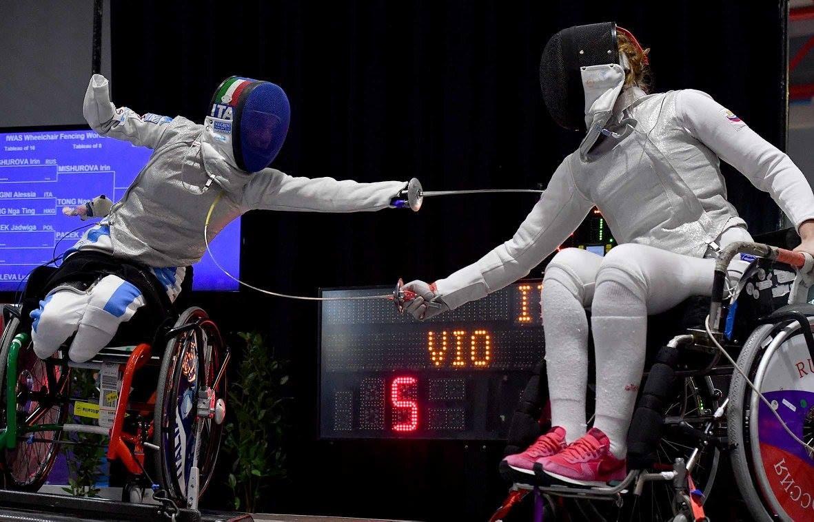 21 российский спортсмен примет участие в первом этапе Кубка мира по фехтованию на колясках в Венгрии