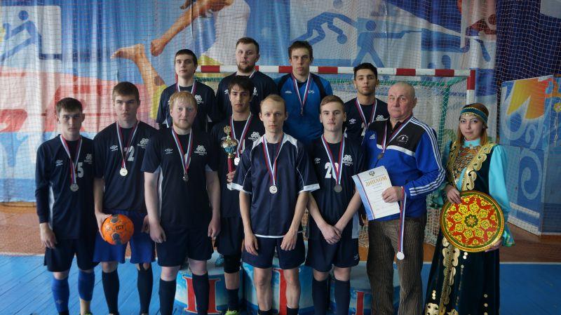 Сборная команда Республики Башкортостан стала победителем первенства России по футзалу спорта слепых (класс B2, B3)