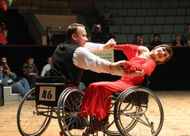 Сборная команда России выиграла 15 медалей на Кубке мира - Кубке Континентов по спортивным танцам на колясках в г. Санкт- Петербурге