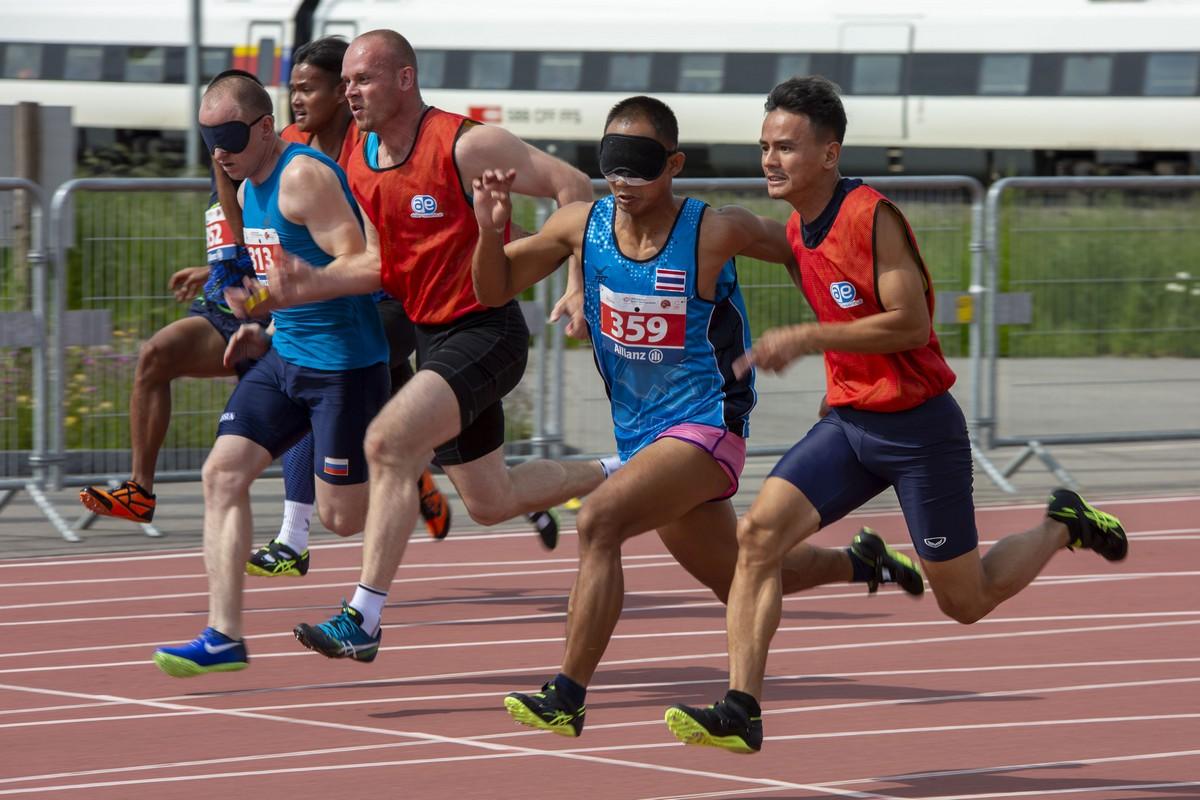 Российские легкоатлеты успешно дебютировали на этапе гран-при МПК в Швейцарии