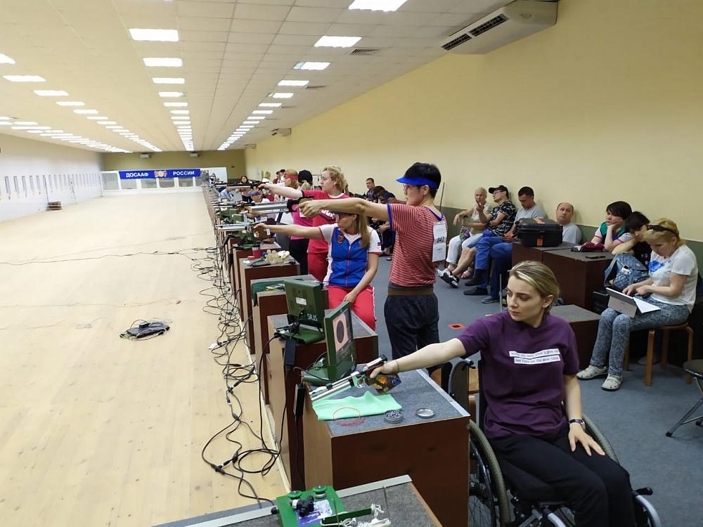 Около 60 спортсменов примут участие в чемпионате России по пулевой стрельбе спорта лиц с ПОДА в Краснодаре