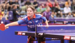 Российские спортсмены завоевали десять медалей на открытом чемпионате Словакии по настольному теннису среди спортсменов с ПОДА