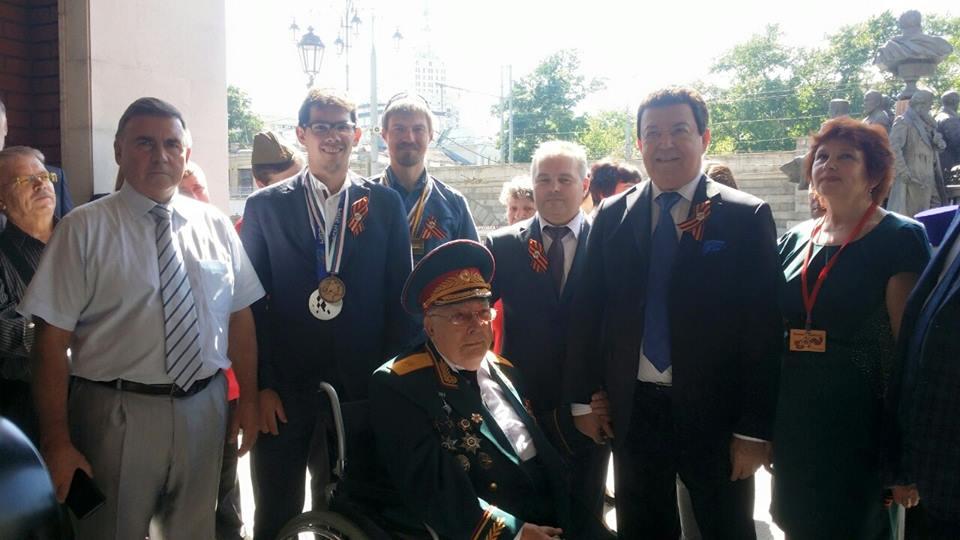 ГБУ Московской области «Центр паралимпийских, сурдлимпийских и неолимпийских видов спорта» в г. Москве награжден премией «Виват-Победа!»