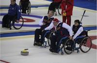 Сборная команда России по керлингу на колясках заняла второе место на международных соревнованиях в США