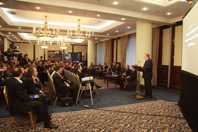 Михаил Терентьев принял участие в круглом столе «Спорт как индустрия»
