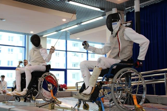 Сборная команда России по фехтованию на колясках  приступила к заключительному учебно-тренировочному сбору перед XIV Паралимпийскими летними играми 2012 года в Лондоне