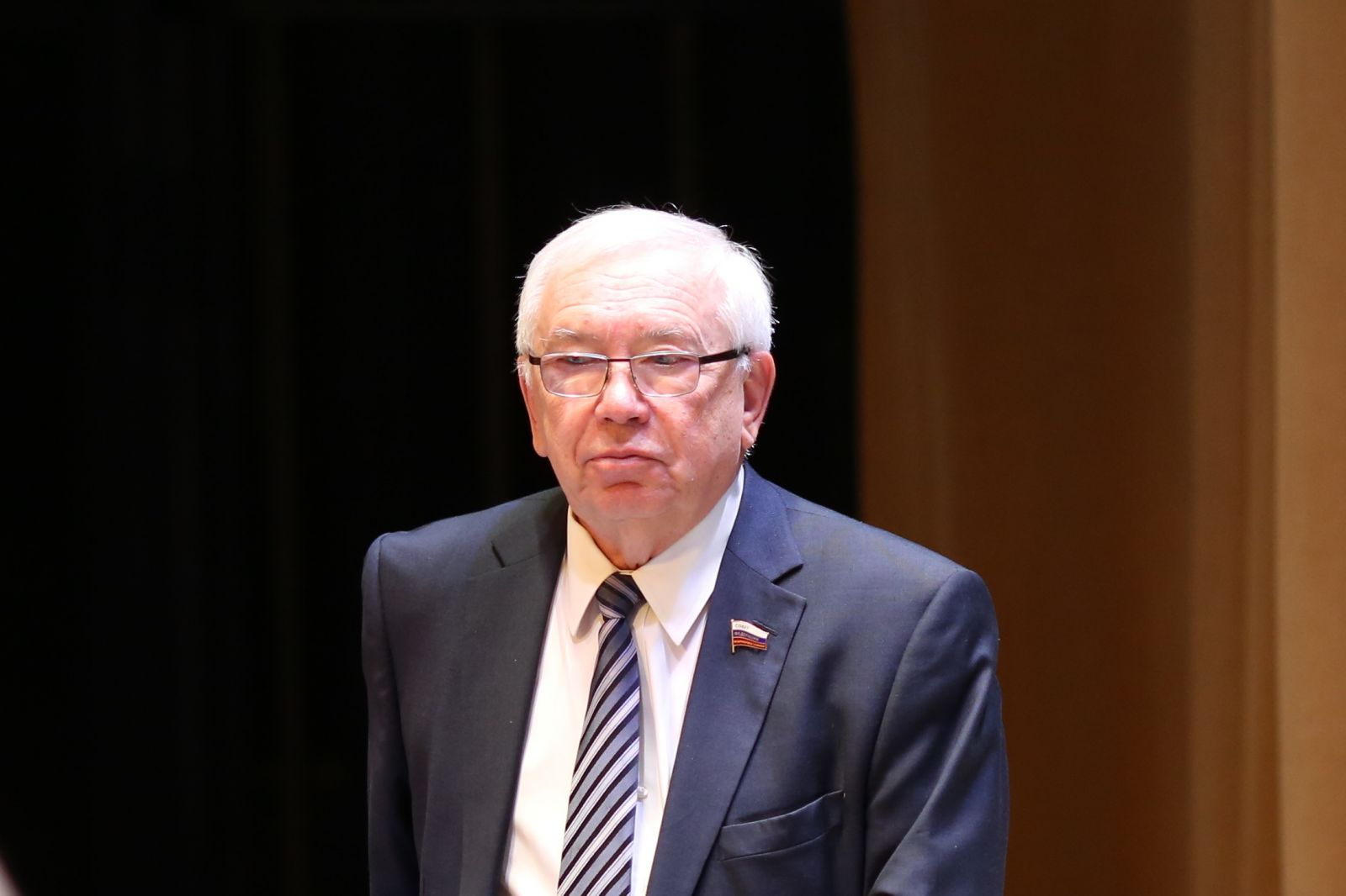 В.П. Лукин избран президентом ПКР на очередной отчетно-выборной Конференции ПКР