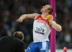 Российские легкоатлеты Никита Прохоров и Аида Бронская завоевали золото и бронзу на утренней сессии восьмого дня чемпионата мира IPC в Катаре