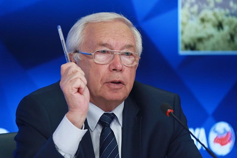 В.П. Лукин в комментарии ТАСС: ПКР приветствует избрание Парсонса главой МПК