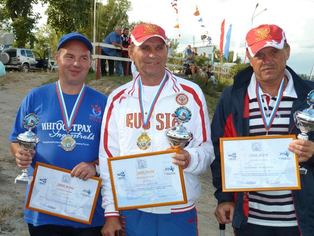 Чемпионат России по парусному спорту среди лиц с поражением опорно – двигательного аппарата