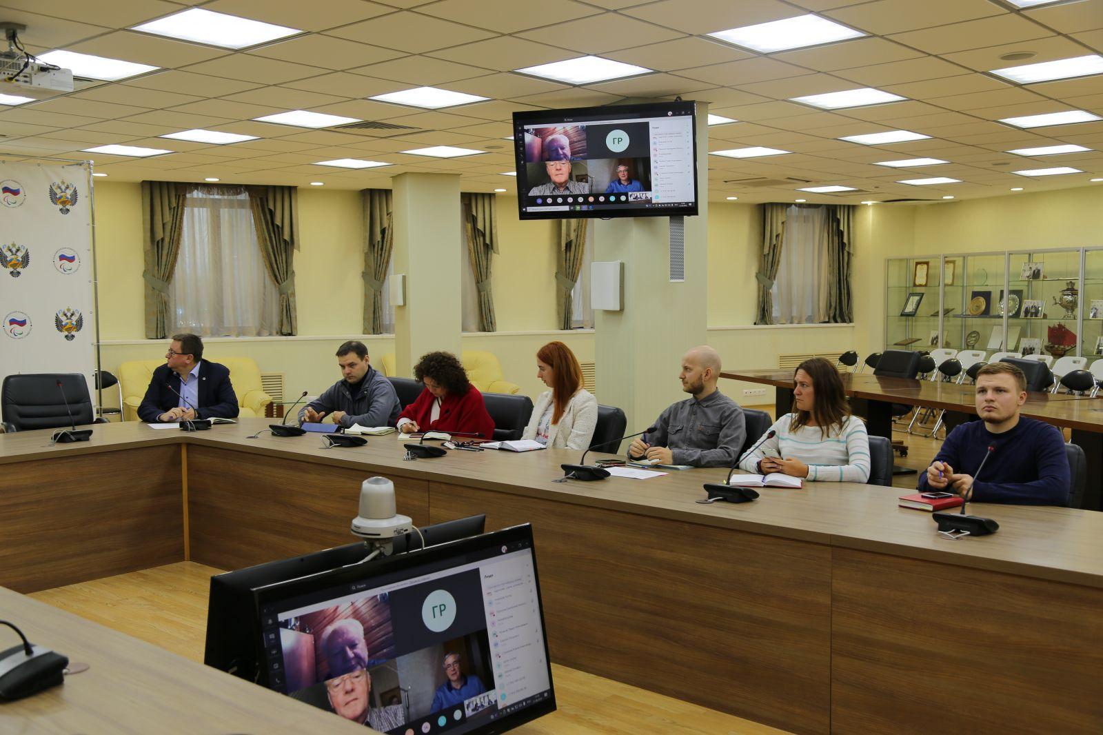П.А. Рожков в режиме видеоконференцсвязи провел заседание Совета по координации программ, планов и мероприятий ПКР