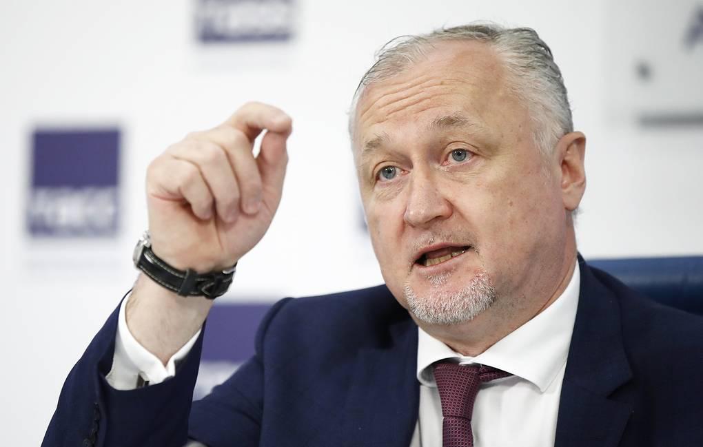 ТАСС: Глава РУСАДА уведомил WADA о несогласии с санкциями в отношении России