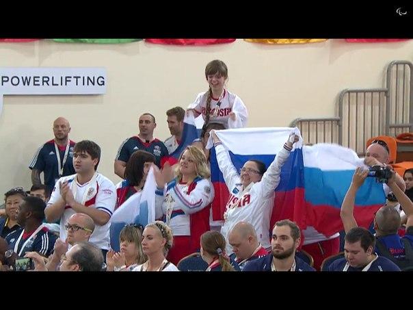 Российские спортсмены завоевали 1 золотую, 2 серебряных и 5 бронзовых медалей в первые пять дней чемпионата мира по пауэрлифтингу среди спортсменов с поражением опорно-двигательного аппарата