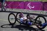 В г. Матане (Канада) завершился финальный этап Кубка мира по велоспорту среди спортсменов с поражением опорно-двигательного аппарата и нарушением зрения (дисциплина-шоссе)