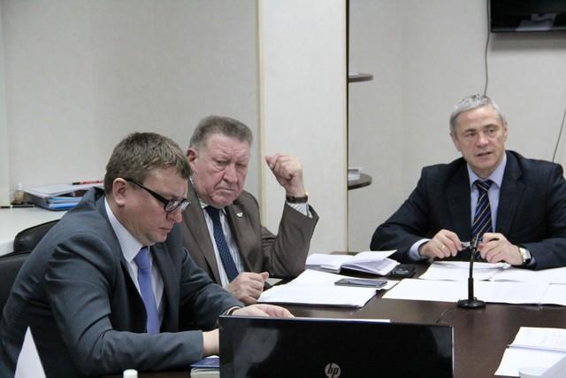 П. А. Рожков в офисе ПКР провел заседание Экспертного Совета рабочей группы по подготовке сборных команд России к участию в XI Паралимпийских зимних играх 2014 года в г. Сочи, на котором были  рассмотрены  предварительные  составы  сборных команд России п